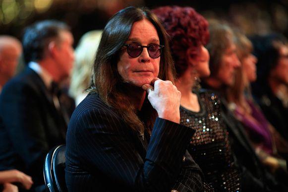 Black Sabbath-zanger Ozzy Osbourne.