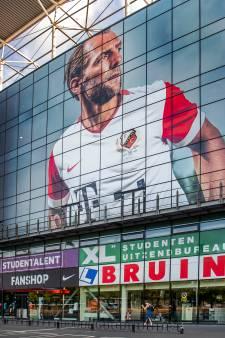 Jarige FC Utrecht steekt gevel Galgenwaard in nieuw jasje