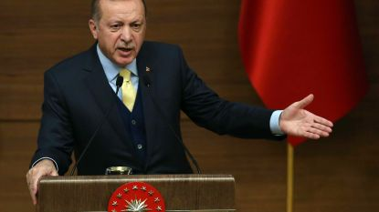 "Erdogan: ""Turkije zal terroristen in Afrin uitroeien, nu al 268 strijders geneutraliseerd"""