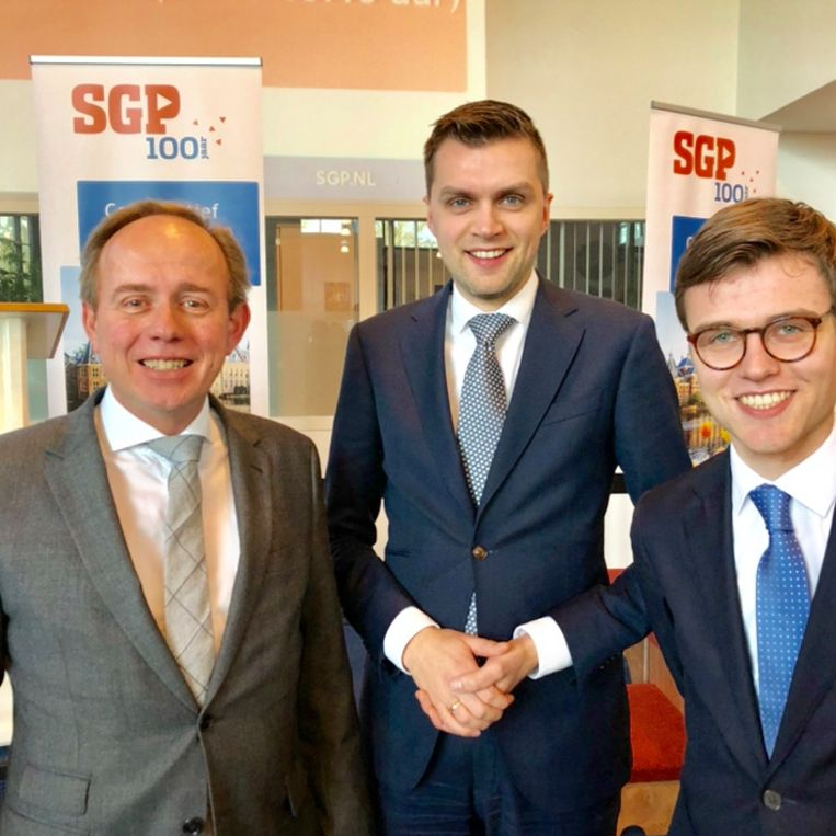 Kees, Willem en Maarten Beeld null