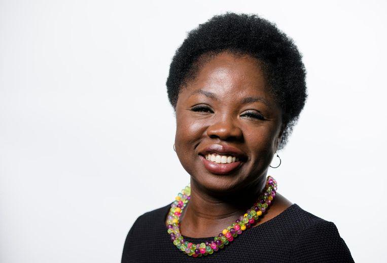 Amma Asante, nummer 36 op de lijst van de PvdA. Beeld anp
