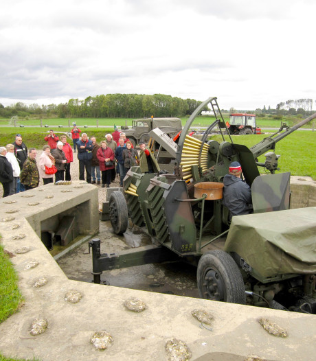 Bunkers IJssellinie bij Olst als hotel of escaperoom