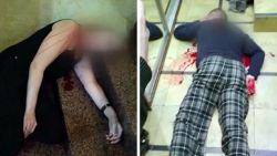 Rus stuurt huurmoordenaar af op rijke ouders, zij zetten hun dood in scène om zoon in de val te lokken