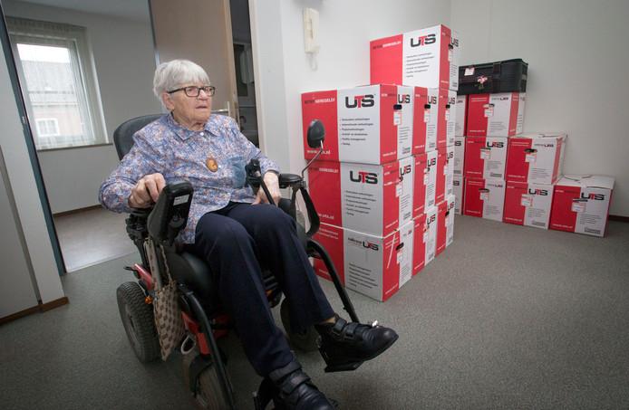 Zuster Maria (93) moet na 36 jaar afscheid nemen van haar klooster. Nog één keer verhuizen.