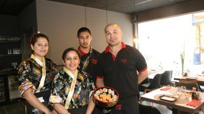 Koharu is eerste sushirestaurant in Diest