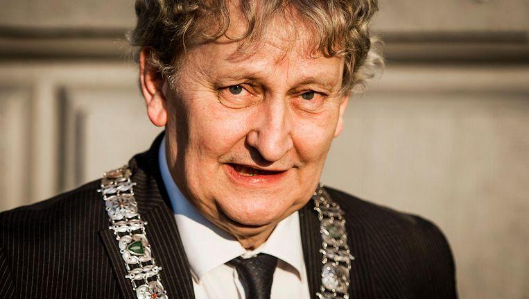 Eberhard van der Laan Beeld anp