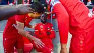 "Lamkel Zé is 'na ni kalm' en viert assist tegen Club op onnavolgbare wijze: ""Toch geen probleem als we telkens winnen?"""