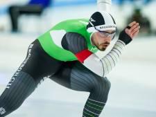 Het gaat niet zoals het moet met schaatssprinter Gijs Esders uit Deventer. Wat is er mis?