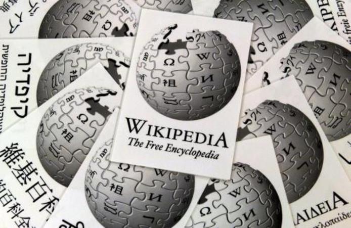 De Nederlandse versie van de internet-encyclopedie Wikipedia telt sinds zondag 500.000 artikelen. ANP Photo