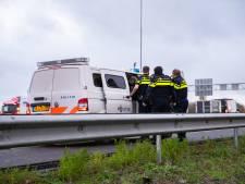 'Poging tot doodslag' tijdens verkeersruzie op A1 bij Deventer