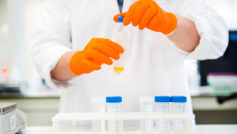 Onderzoekers van het Antoni van Leeuwenhoek hebben ontdekt de verslaving van kankercellen ontstaat Beeld ANP