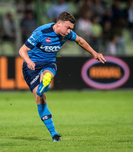 Babel, Lens en Isimat-Mirin winnen met Besiktas nipt van Helmond Sport