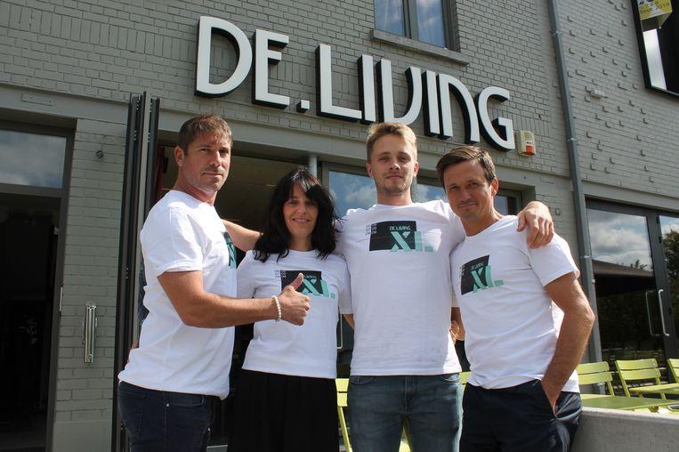 Van vrijdag 6 september tot en met zondag 8 september wordt voor de eerste maal De Living XL georganiseerd.