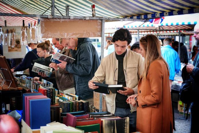 De Utrechtse boekenmarkt krijgt een vervolg na de succesvolle eerste editie vorig jaar.