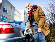 90-jarige Toine al vier keer dupe van benzinedieven