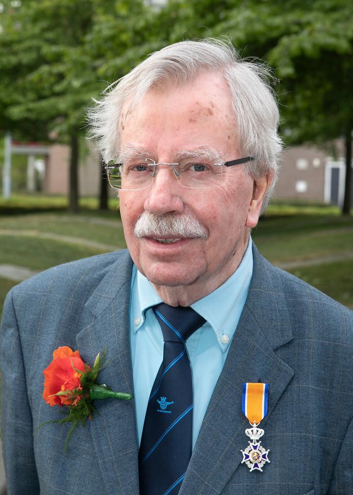 Ron den Hollander in Veldhoven.