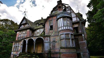 Villa Nottebohm in stilte afgebroken