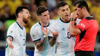 Ruis op lijn met VAR in Brazilië? Argentinië eist onderzoek nadat het zich bekocht voelt in twee penaltyfases