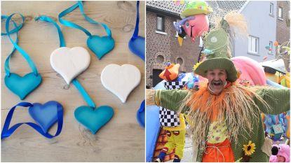 """Ronny de Facteur start steunactie voor Halse carnavalsgroepen: """"Ik wil hen een 'hartje' onder de riem steken"""""""