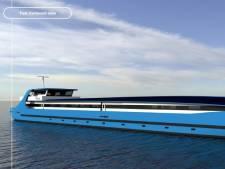 Concordia Damen bouwt futuristisch, milieuvriendelijk opleidingsschip voor het STC