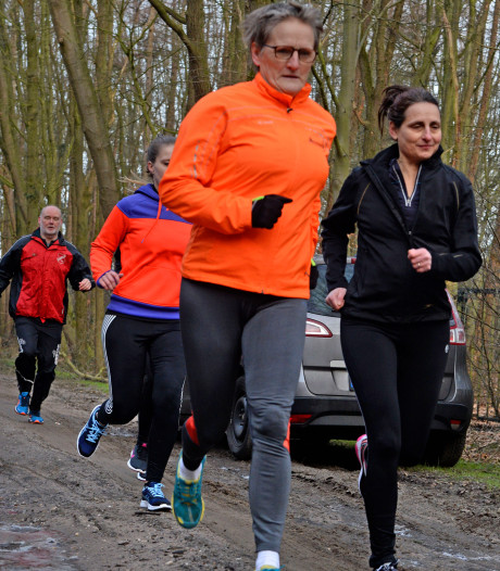 Start to Run in Hoge Hexel: Hardlopen in een groep als stok achter de deur