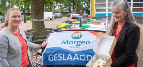 Acht besmettingen in de bovenbouw van het Morgen College in Harderwijk, wat doe je dan?