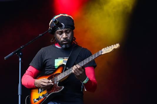 The Wailers, de band van wijlen reggaekoning Bob Marley, spelen zaterdag twee keer op de Zwarte Cross.