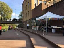 Nieuw vlonderpad over en langs Niers feestelijk geopend in Gennep