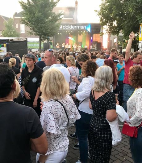 Prachtig weer tijdens Big Rivers 2018 in Dordrecht