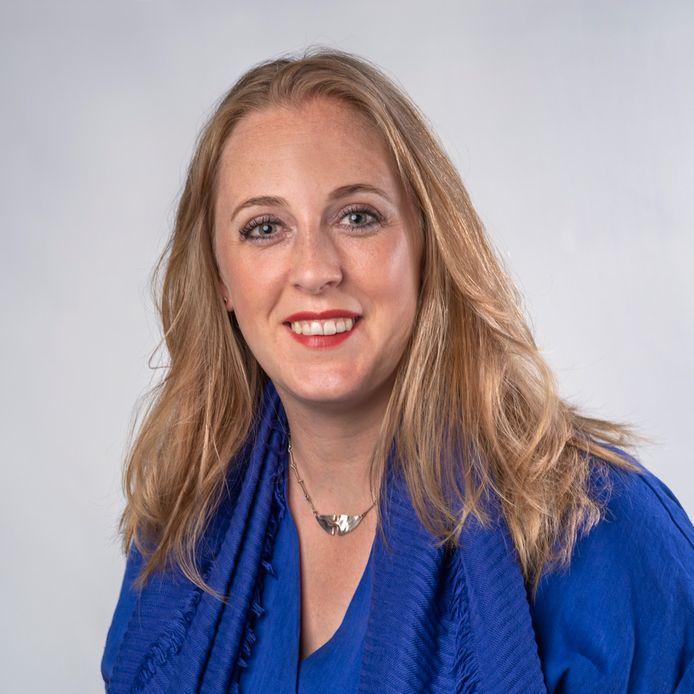 Anne Cristien Spekle trekt de VVD-lijst in Oisterwijk voor de verkiezingen van 2020