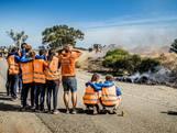 Zonneauto van TU Delft compleet verwoest na brand