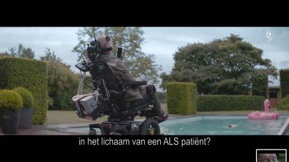 """VRT weigert tv-spot van ALS Liga wegens """"te schokkend"""""""