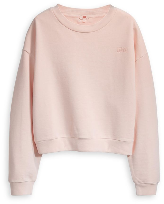 Sweater rose, Levi's, 69,95 euros.