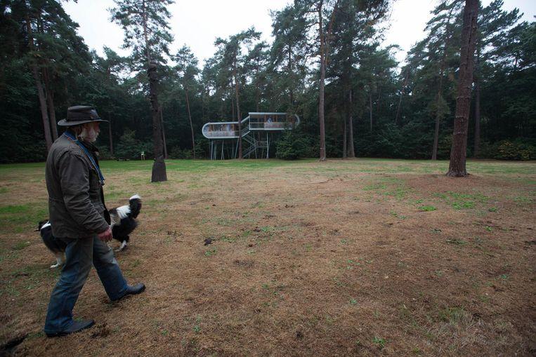 Nu komen er wel heel wat natuurliefhebbers naar Bosland, maar daar profiteren maar weinig ondernemers van.