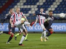 Willem II gaat zwalkend door de eredivisie; ook forse nederlaag tegen FC Twente