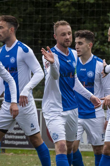 Uitslagen amateurvoetbal regio Deventer zaterdag 10 en zondag 11 oktober