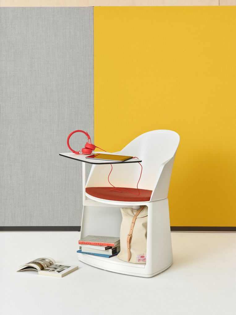 'Cila'-stoel.  Beeld rv