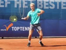 Sels verslaat Griekspoor tijdens NK tennis indoor