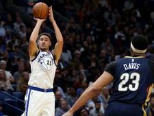Warriors herstellen zich van slechte start in NBA