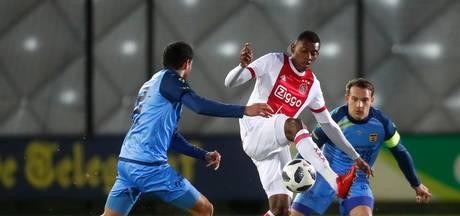 Bliksemstart Jong Ajax voldoende voor zege op Cambuur