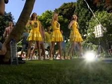 K3 neemt zomerclip 'Pina Colada' op