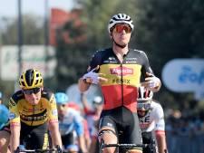 Victoire d'étape belge à Tirreno: Tim Merlier s'impose au sprint
