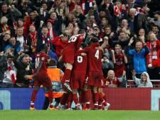Liverpool nekt PSG in slotfase na schitterende wedstrijd