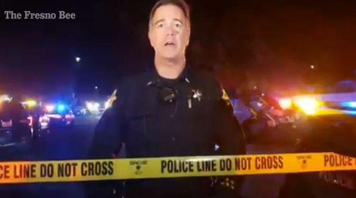 Politiewoordvoerder Bill Dooley.