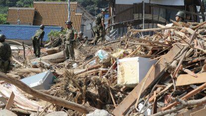 Al bijna tweehonderd doden door noodweer in Japan