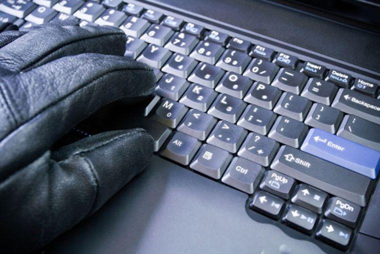 Foto ter illustratie. ICT-criminaliteit fors in de lift, maar de Computer Crime Unit van de federale politie is al jarenlang onderbemand.