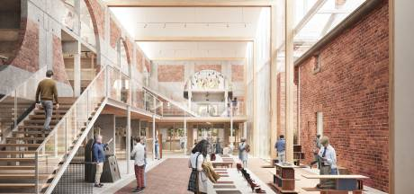 Bouw nieuw schoenenmuseum in Waalwijk start na de zomer: 'volgend jaar willen we zeker open'
