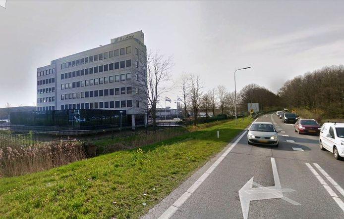 Het Audax-gebouw biedt ruimte aan alle ambtenaren van ABG-gemeenten.