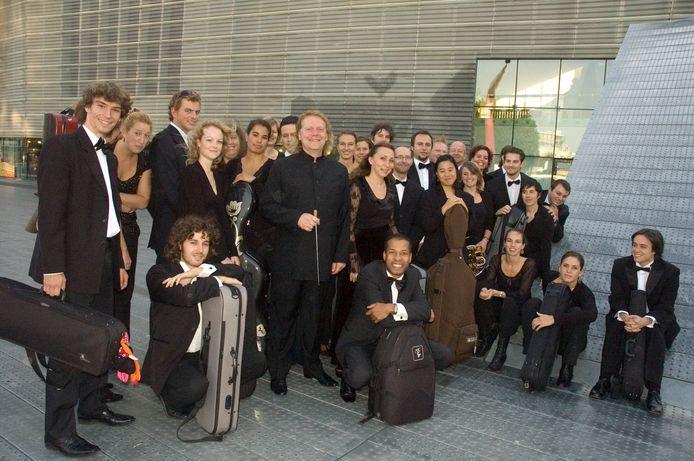 Sinfonia Rotterdam.
