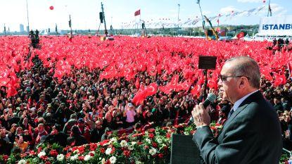 Lokale verkiezingen belangrijk voor nationaal overleven: Erdogan voert bijzonder agressieve verkiezingscampagne